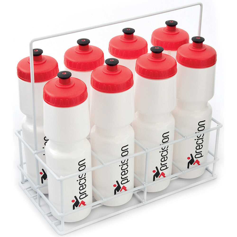Precision Training Water Bottle Carrier & 8 Bottles Image McSport Ireland