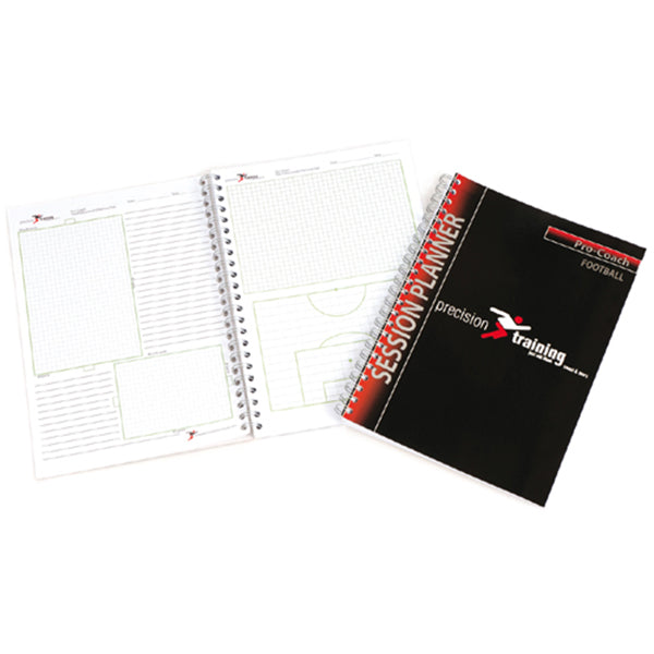 Precision Training Session Planner - Football Image McSport Ireland
