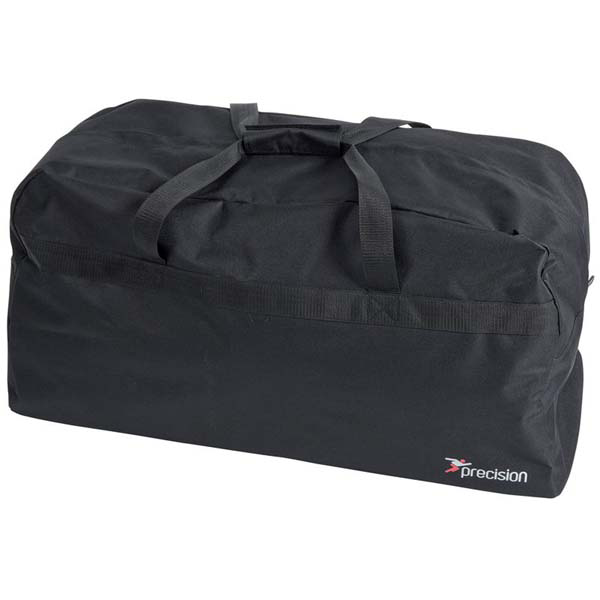 Precision Training Budget Team Kit Bag - Plain Black Image McSport Ireland