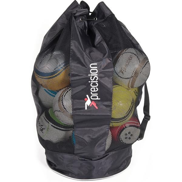 Precision Training 10 Ball Sack with Shoulder Strap Image McSport Ireland
