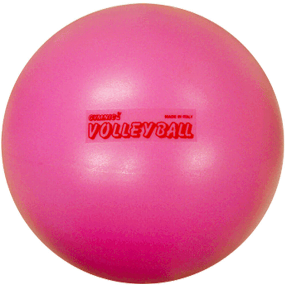 Tuftex Pink Non-Sting Volleyball