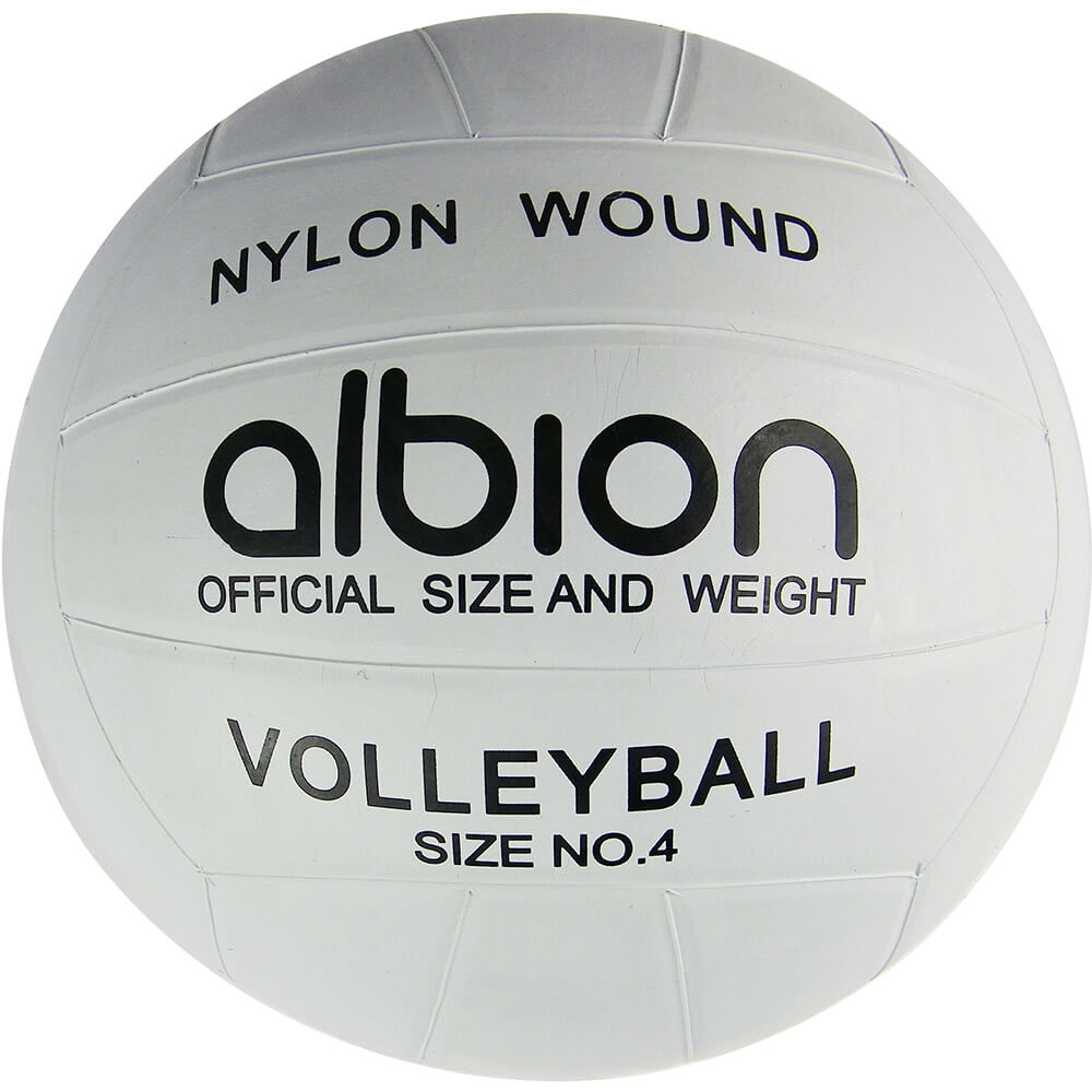 Albion Nylon Wound Volleyball Image McSport Ireland