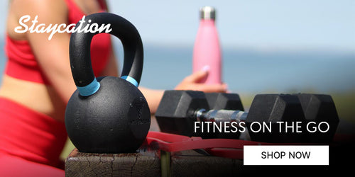 Staycation Fitness on the Go Image