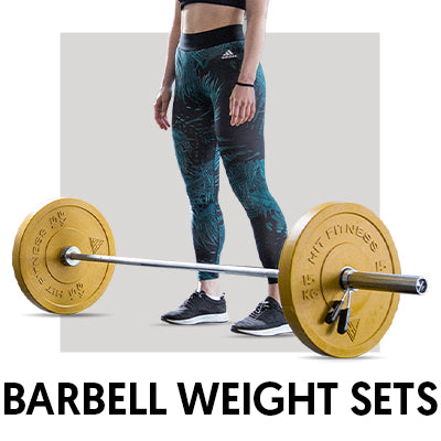 barbell weight sets banner