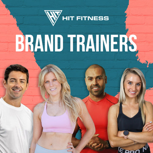 Hit Fitness Brand Trainers Mobile Header Banner