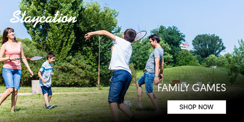 Staycation Family Games Image