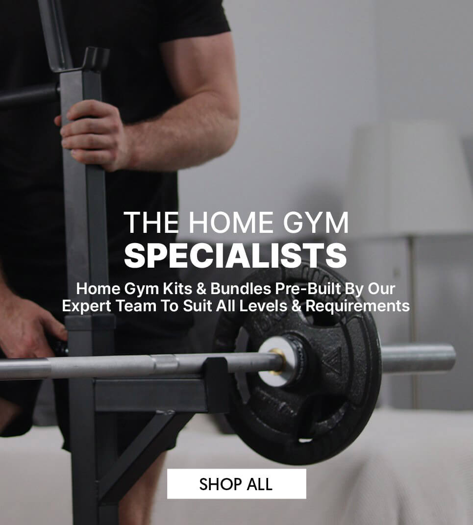 Home Gym Specialists Mobile Banner