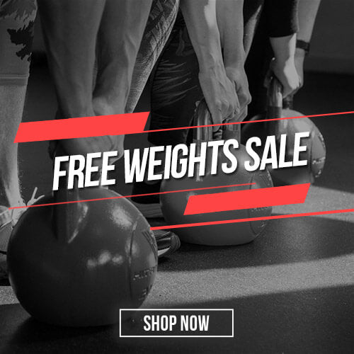 Free Weights Sale Category Image