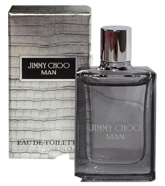 Jimmy Choo Man Perfume 4.5ml Edt Mini