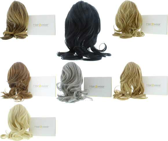 Hair Extension Clip In Volumizer Christie Brinkley Collection - Mutlple Colours