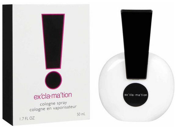 Coty Exclamation 50ml Cologne Spray