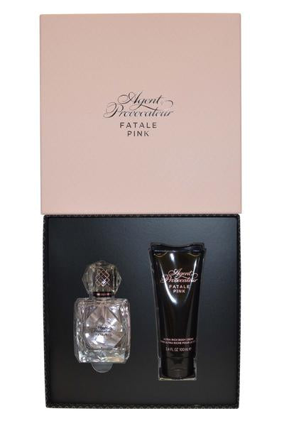 Agent Provocateur Fatale Pink Giftset 50ml Edp + 100ml Body Cream