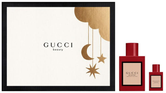 Gucci Bloom Ambrosia Di Fiori 50ml Edp + 5ml Edp Gift Set