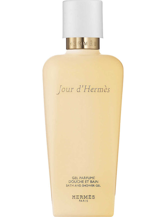 Hermes Jour D'hermes Bath & Shower Gel 200ml