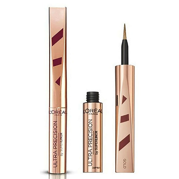 L'oreal Ultra Precision Eyeliner Liquid - Gold