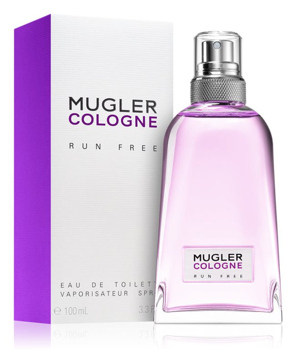 Thierry Mugler Cologne Run Free 100ml Edt Unisex