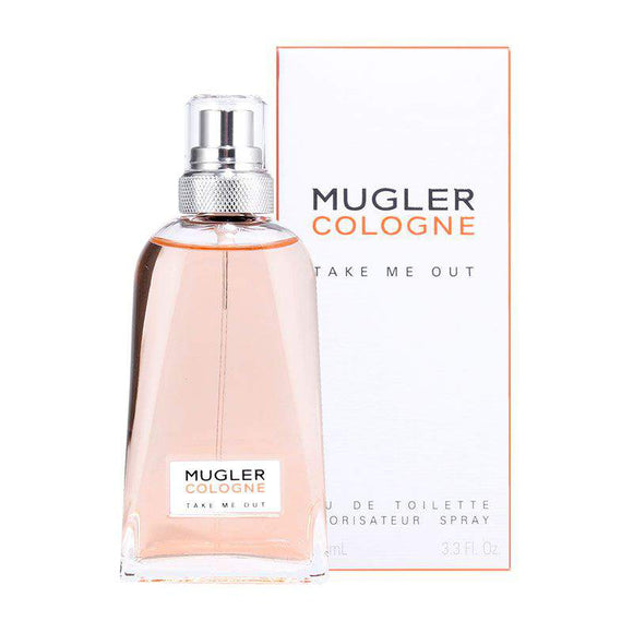 Thierry Mugler Cologne Take Me Out 100ml Edt Unisex