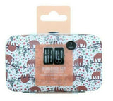 Danielle Creations Llama / Sloth 7 Piece Manicure Set With Case