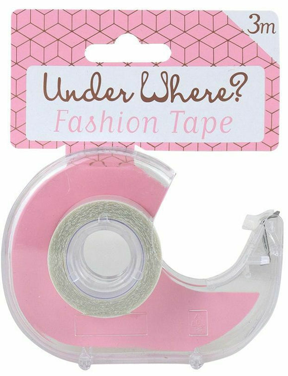 Under Where? Fashion Clothing Tape & Dispenser 3m