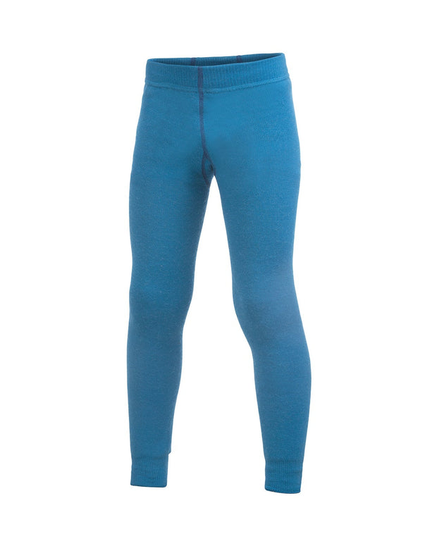KIDS Long Johns 200, Dolphin Blue