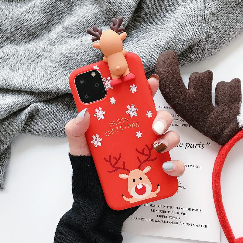 SquishyHoliday Christmas Phone Case