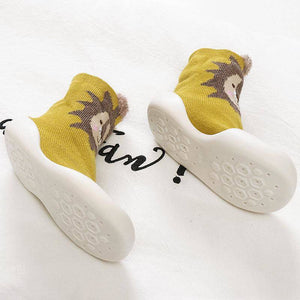 CozyWalk Baby Shoe Socks