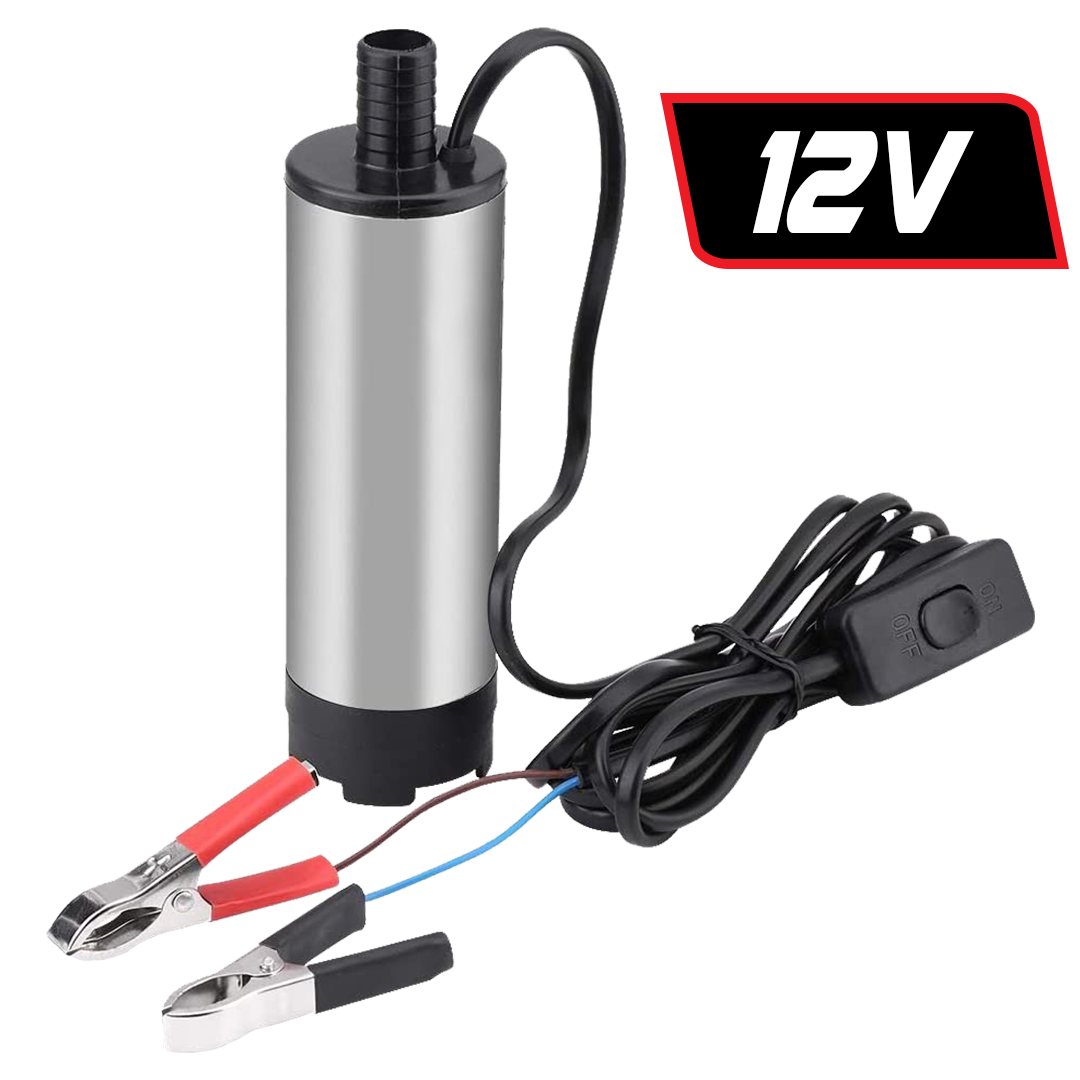 Revo+ 12V24 Fuel Transfer Pump