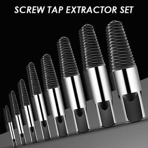 Screw Tap Extractor Set - 8 pcs (50% Off Today Only!)