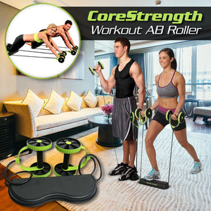CoreStrength Workout AB Roller