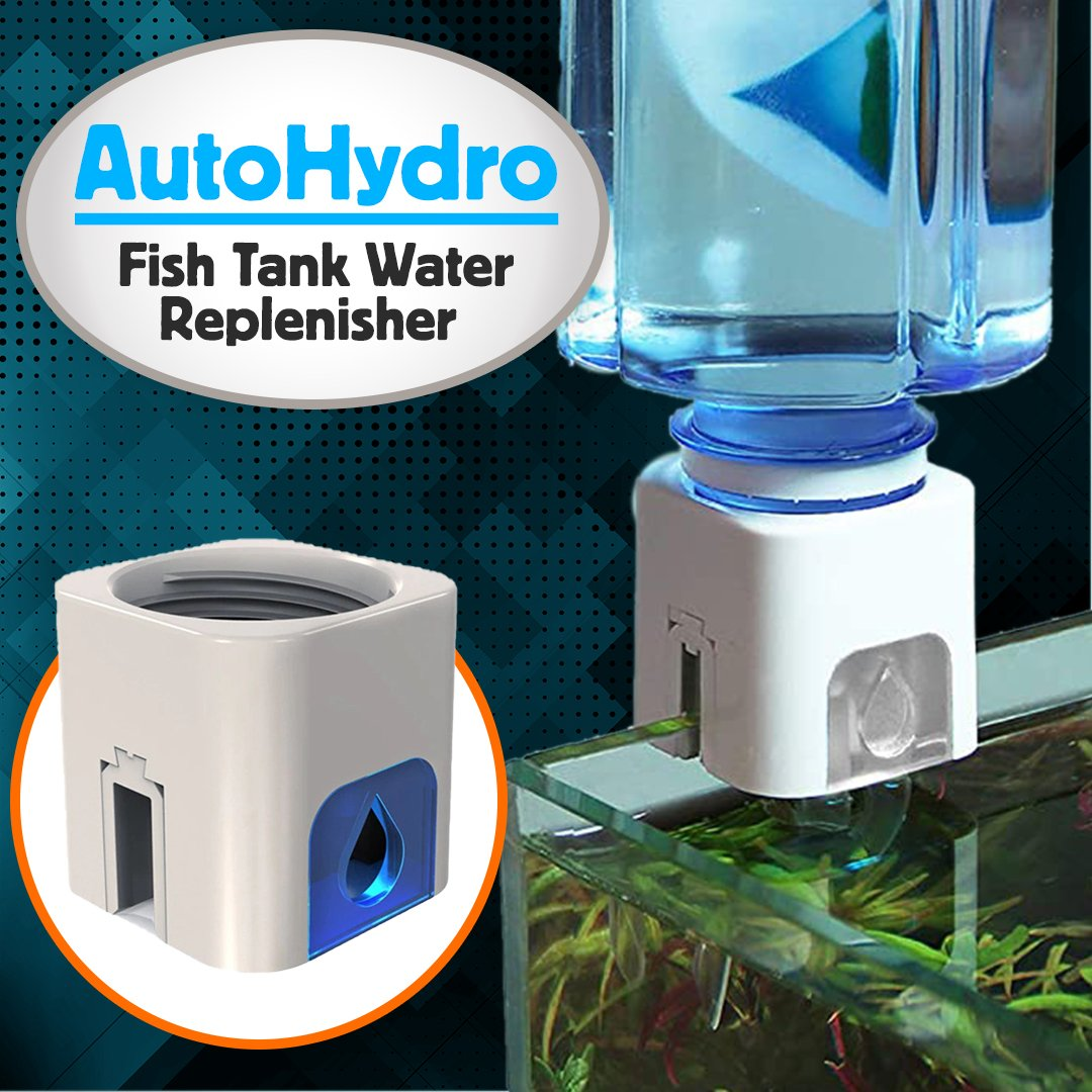 AutoHydro Fish Tank Water Replenisher