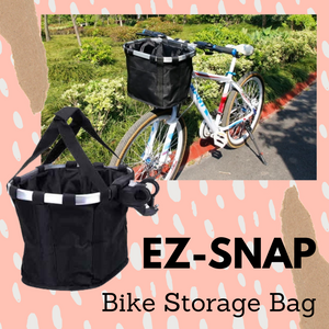 EZ-Snap Bike Storage Bag