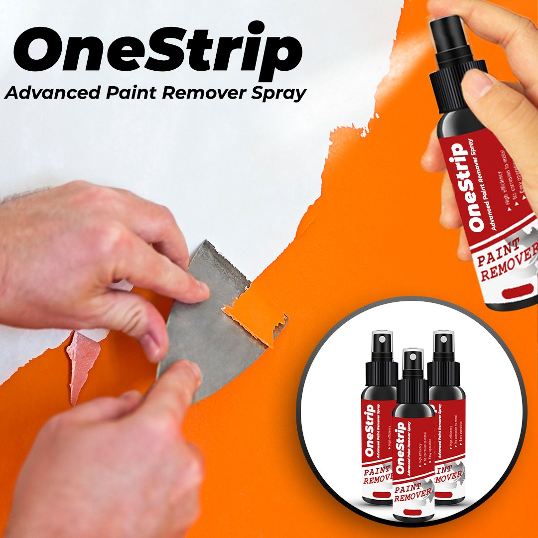 OneStrip Advanced Paint Remover Spray