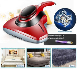 Powerful Anti-Mites & Bed Bugs Vacuum Cleaner