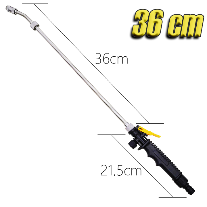 2-in-1 High Pressure Jet Washer