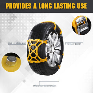 SkidProtect Tire Chain