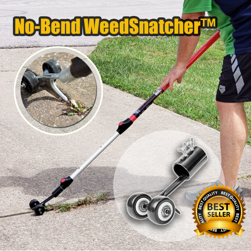 No-Bend WeedSnatcher™