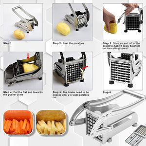 InstaCUT French Fries Slicer