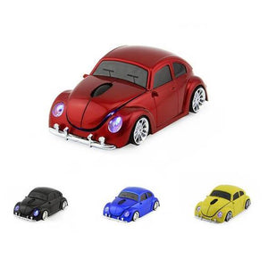 MicePlay 3D Classic Car Wireless Optical Mouse