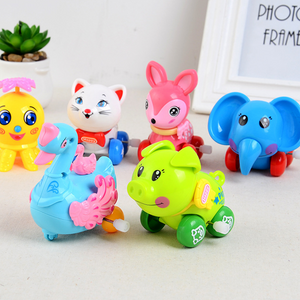 Animal Fun! Wind-Up Toy Set