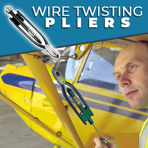 Wire Twisting Pliers