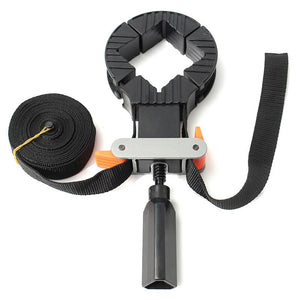 Multifunction Woodworking Belt Strap Clamp
