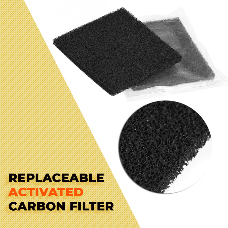 Solder Smoke Absorber with Activated Carbon Filter