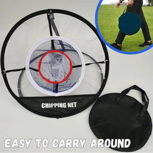 Chippens Pop Up Golf Chipping Training Net
