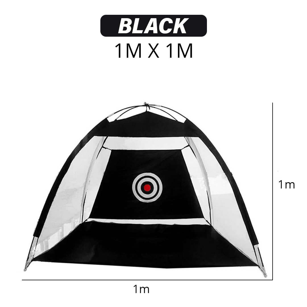 ClapShock Portable Foldable Golf Hitting Tent