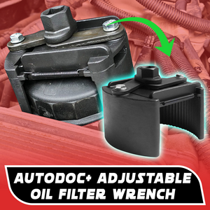 AutoDOC+ Adjustable Oil Filter Wrench