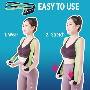 BodyFlex Arm Resistance Band Trainer