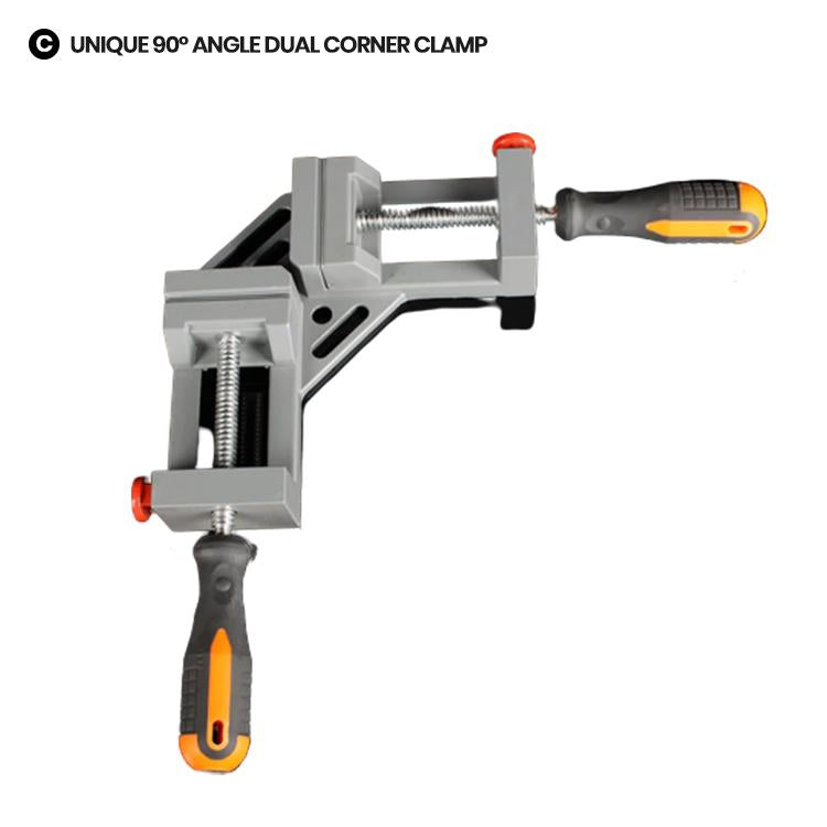 90° Quick Release Corner Clamp