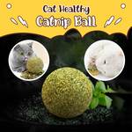 Cat Healthy Catnip Ball