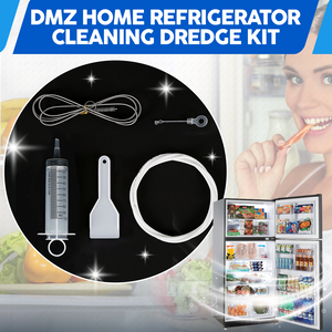 DMZ Home Refrigerator Cleaning Dredge Kit
