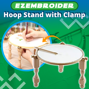 EZEmbroider Hoop Stand with Clamp